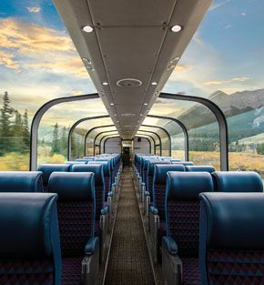 via rail trans canadian