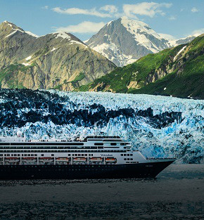 holland america line alaska cruise yukon and denali