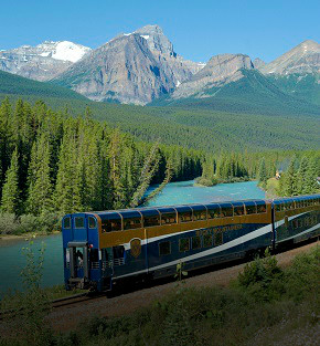 rocky mountaineer rail and sail holiday