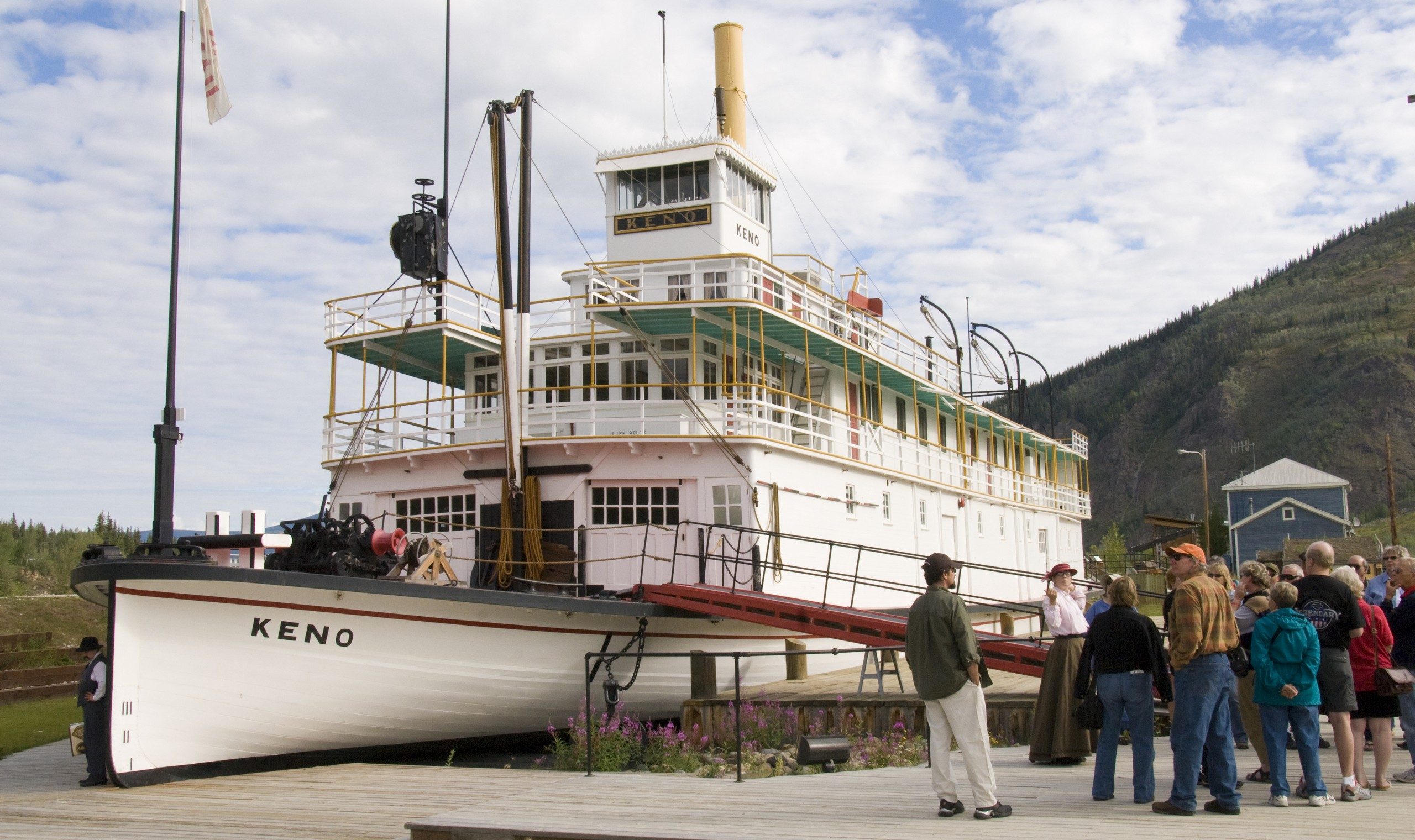 Glaciers And Gold Rush Bonanza Holiday Canadian Affair