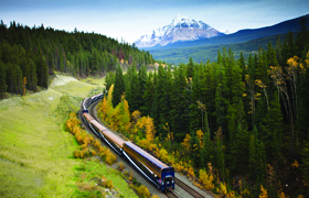 Rocky Mountaineer 2016 holidays