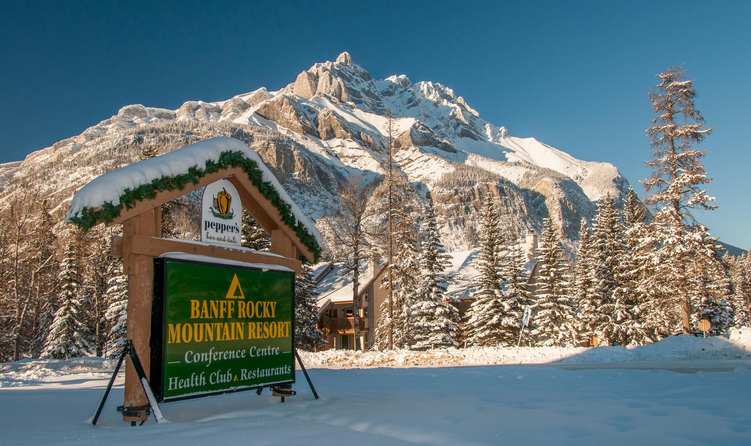 Banff Rocky Mountain Resort Banff Canadian Affair