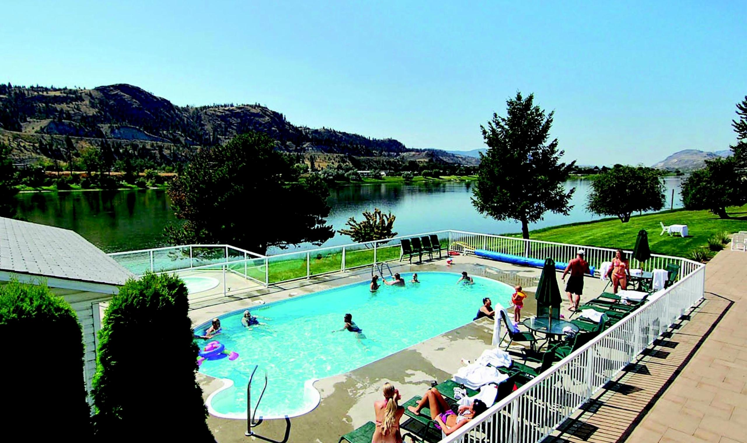 South Thompson Inn Amp Guest Ranch Kamloops Canadian Affair