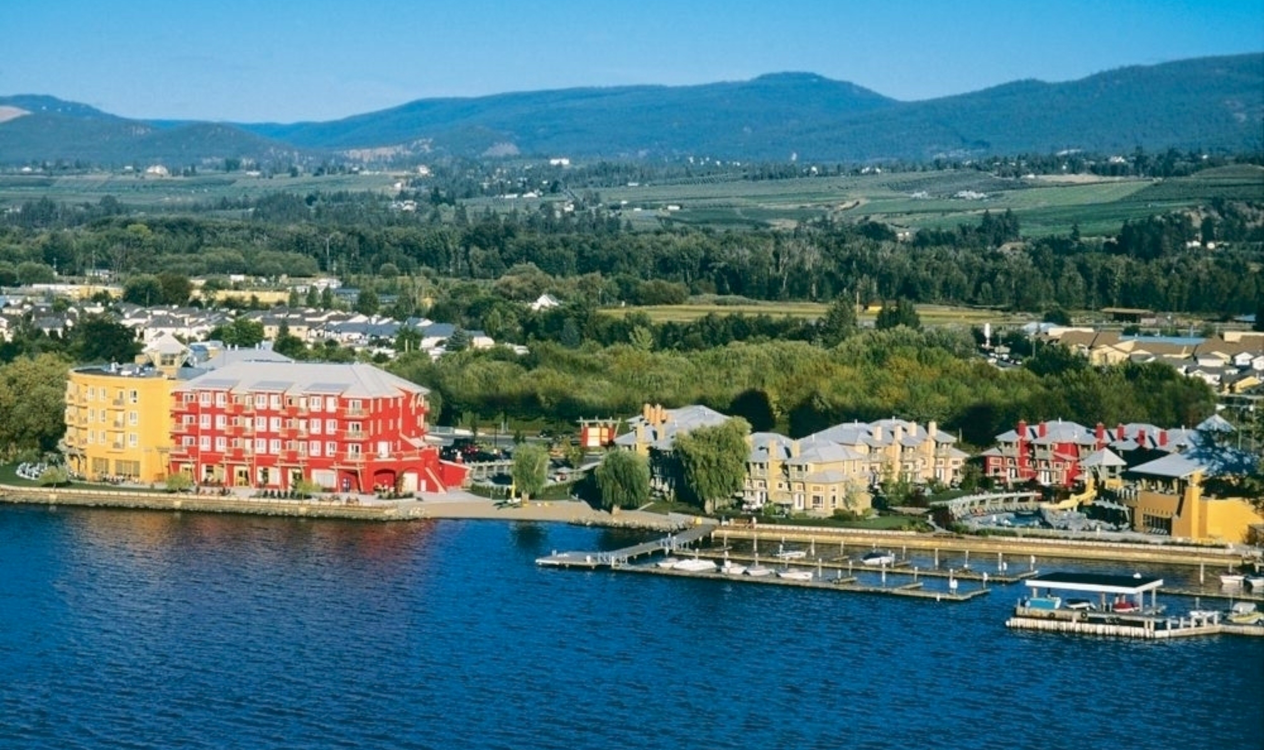 Best Hotels In Kelowna Bc