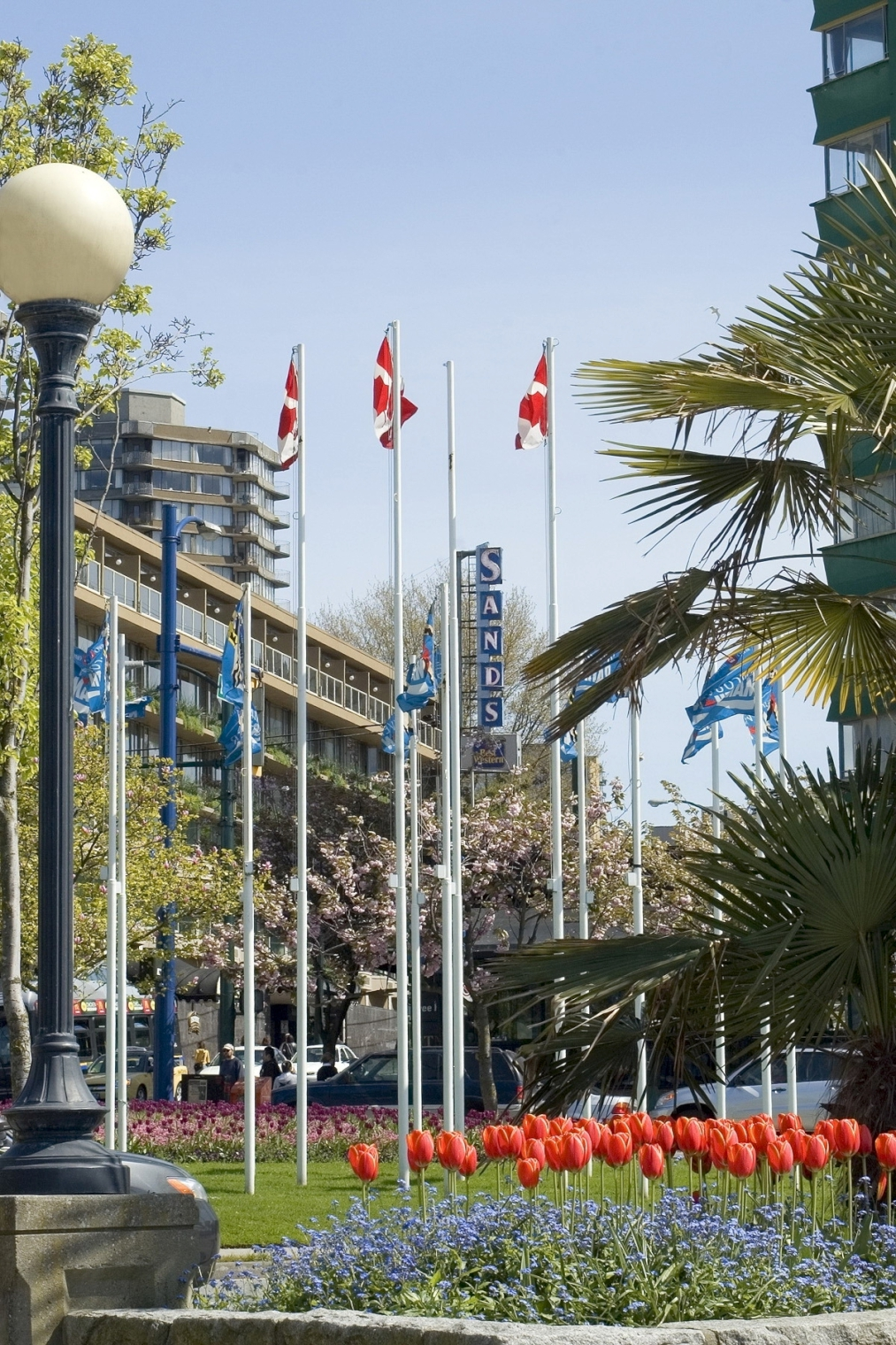 Best Western Sands Hotel Vancouver Canada