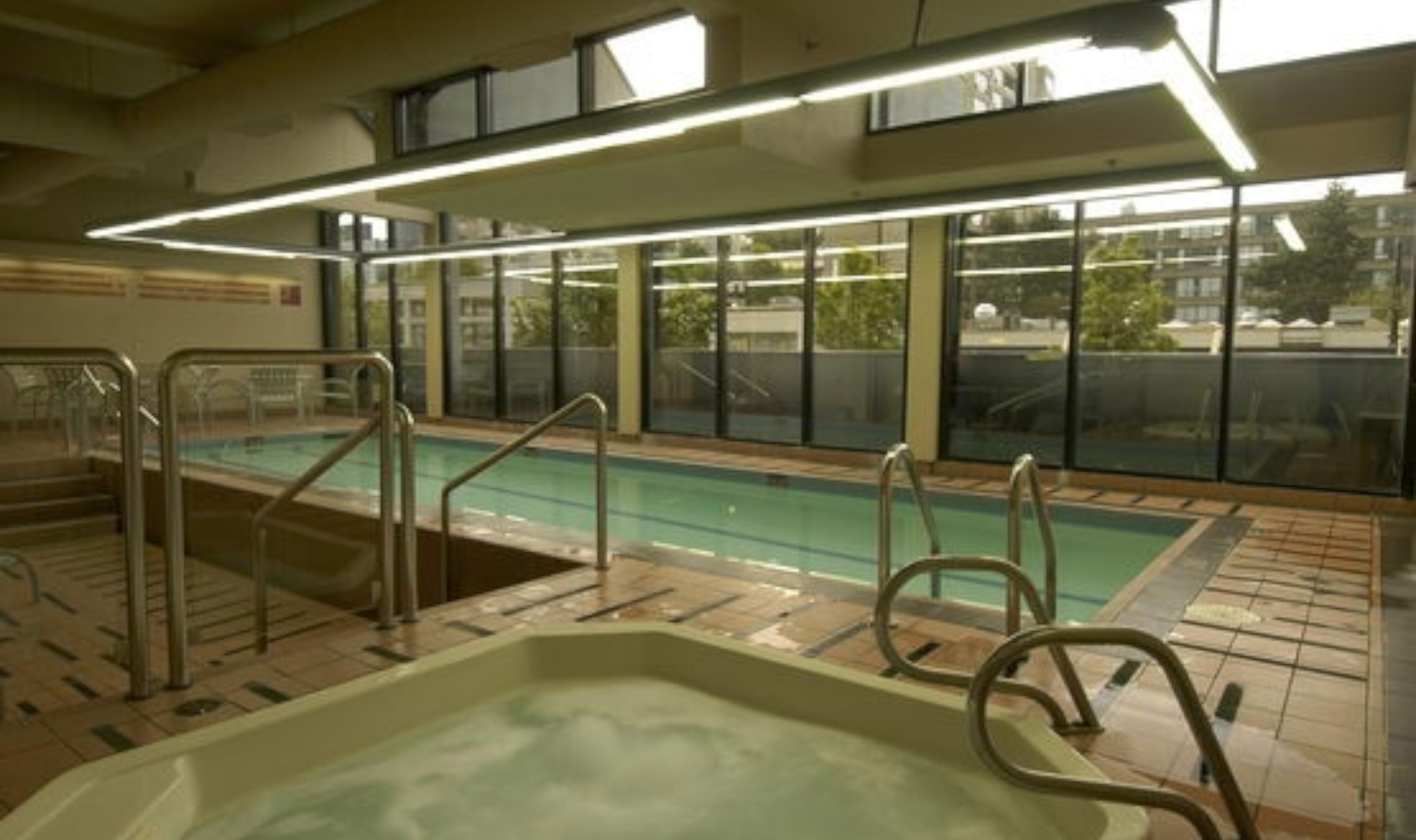 Blue Horizon Hotel Vancouver Canadian Affair