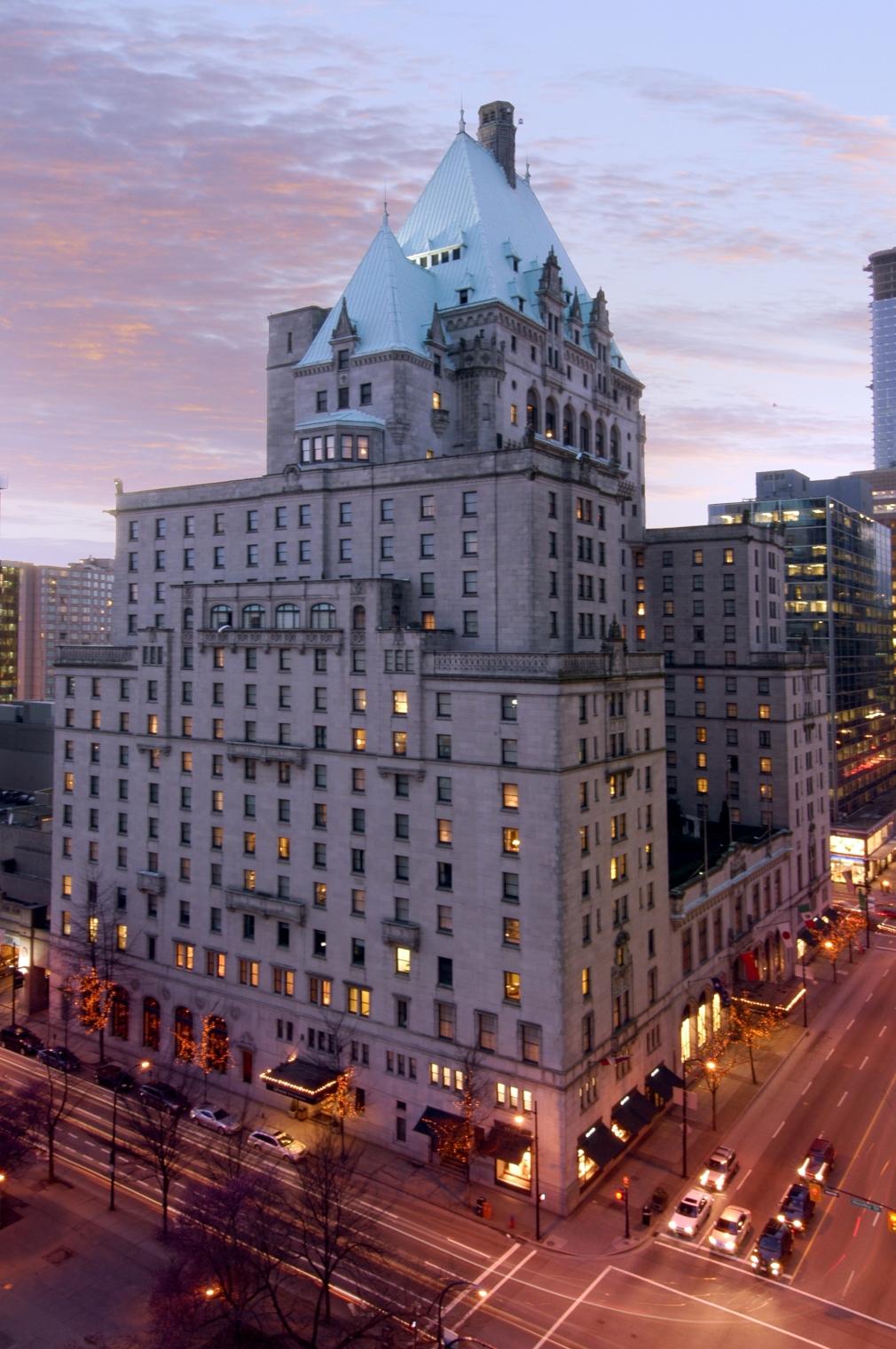 Casino Hotel Vancouver