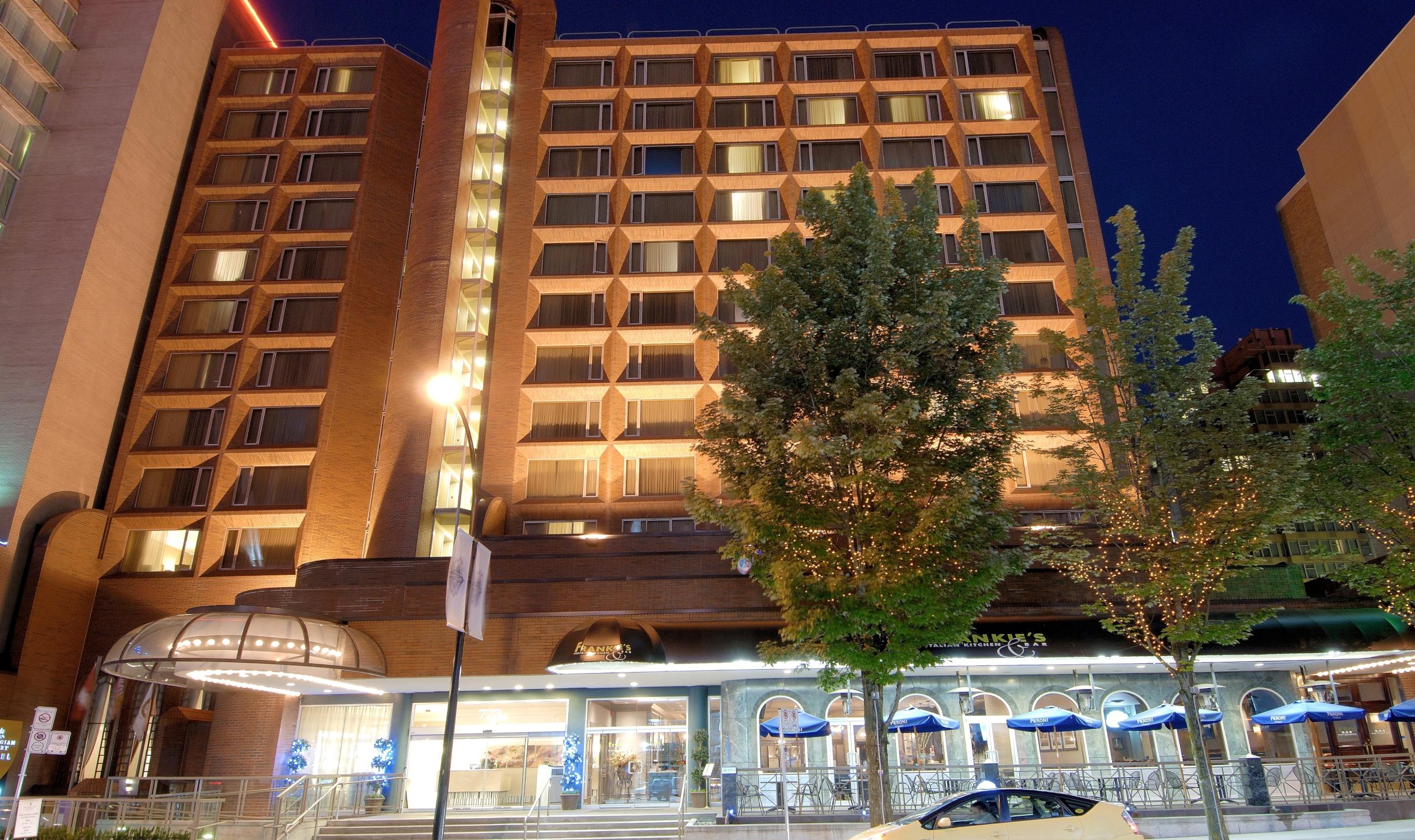 Georgian Court Hotel Vancouver Canadian Affair