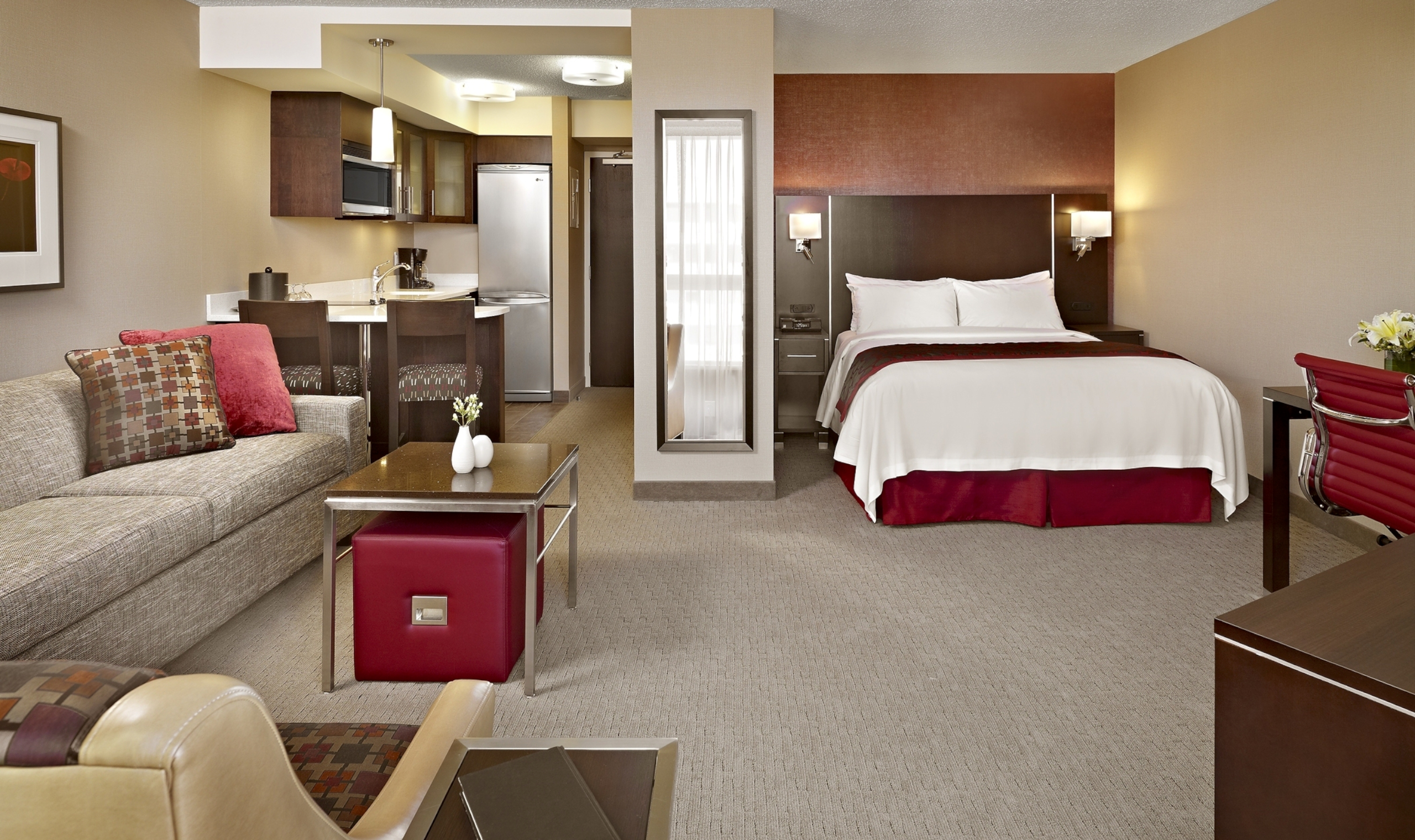 Residence Inn By Marriott Vancouver Vancouver Canadian