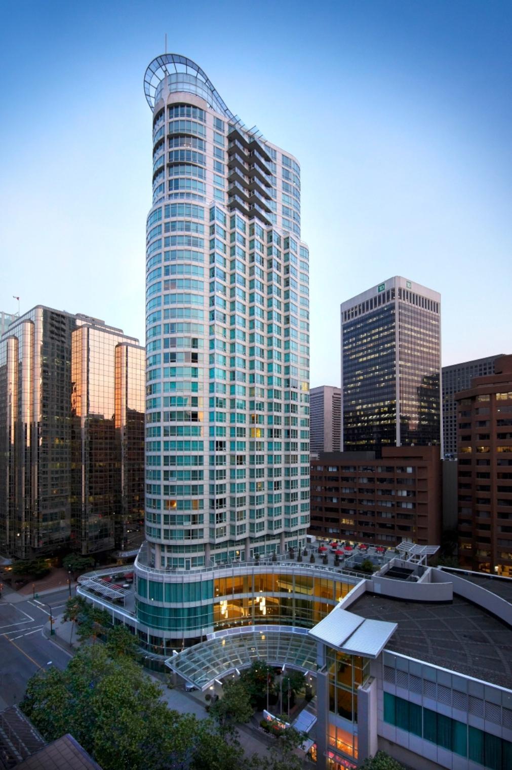 Vancouver Marriott Pinnacle Hotel - Vancouver