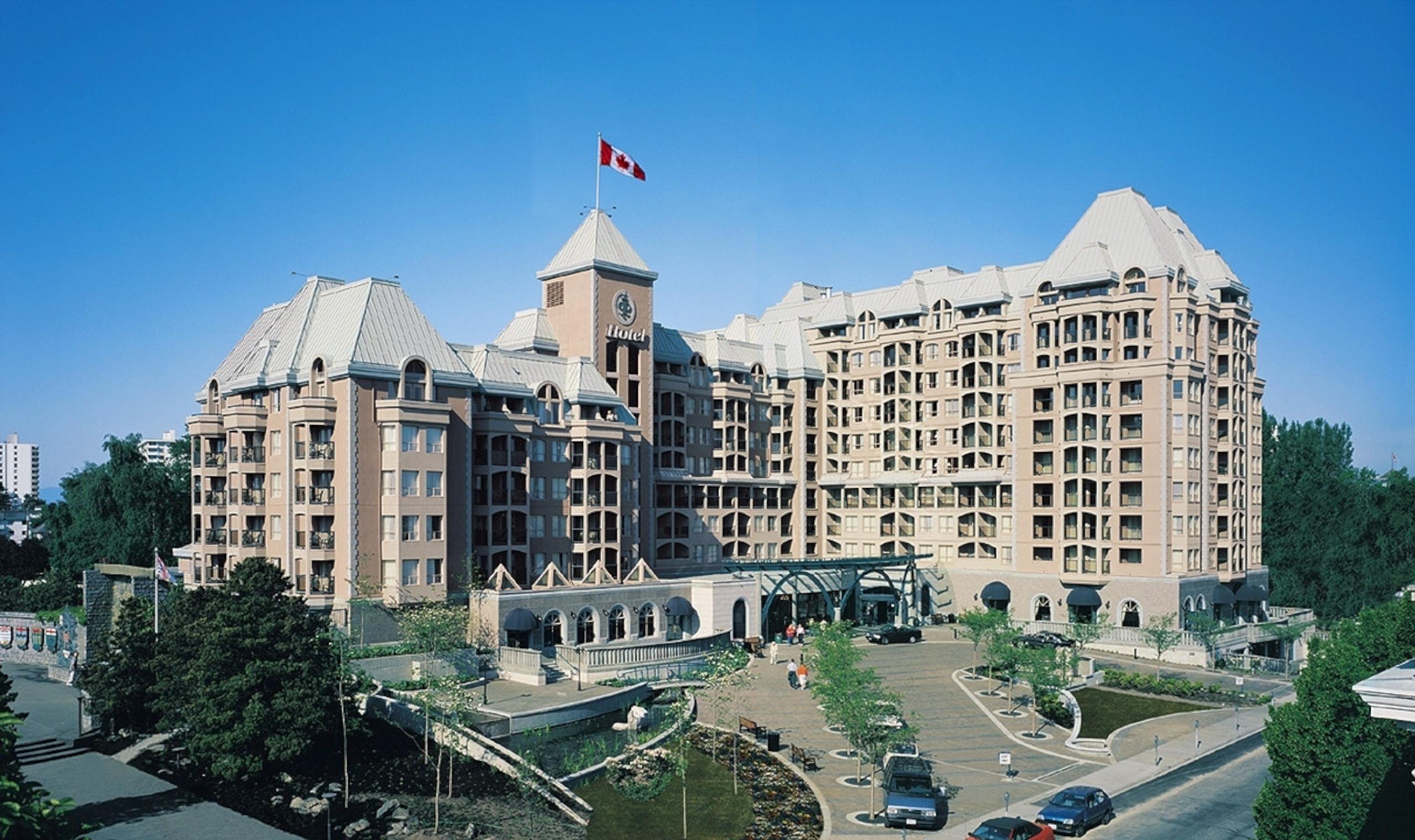 Hotel Grand Pacific Victoria Canada