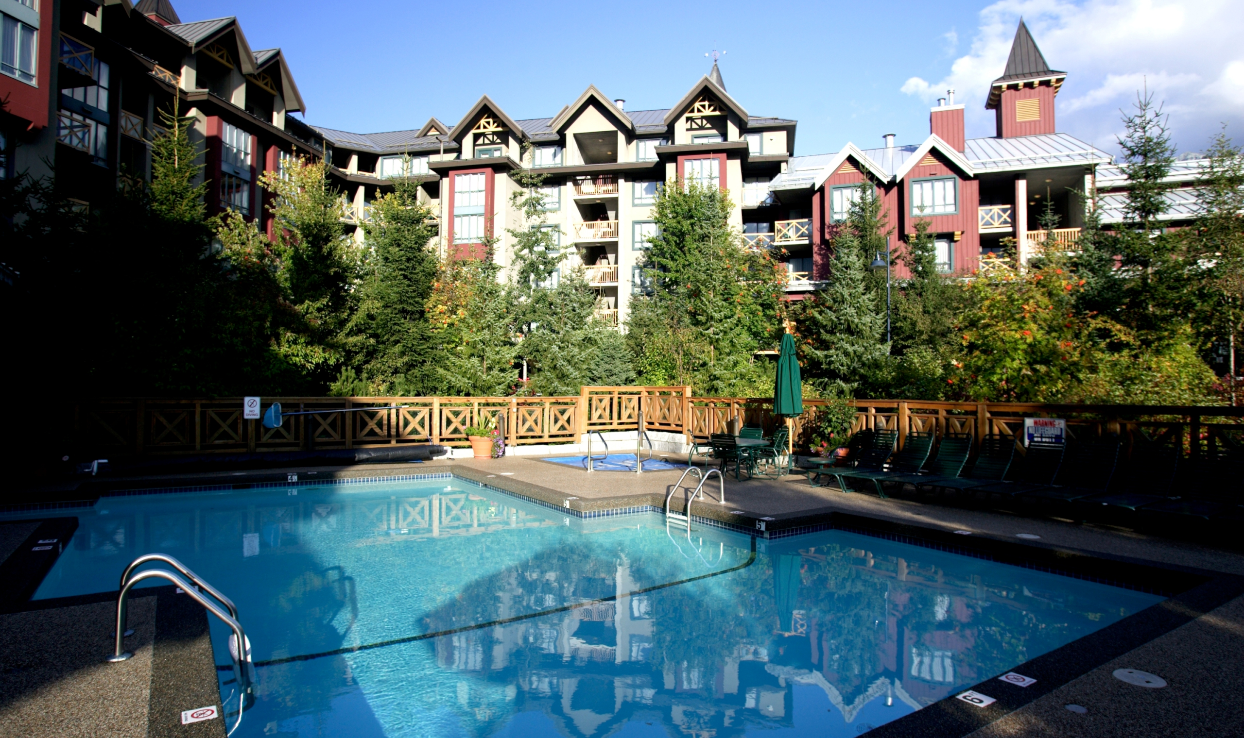 Delta Hotels By Marriott Whistler Village Suites Canadian