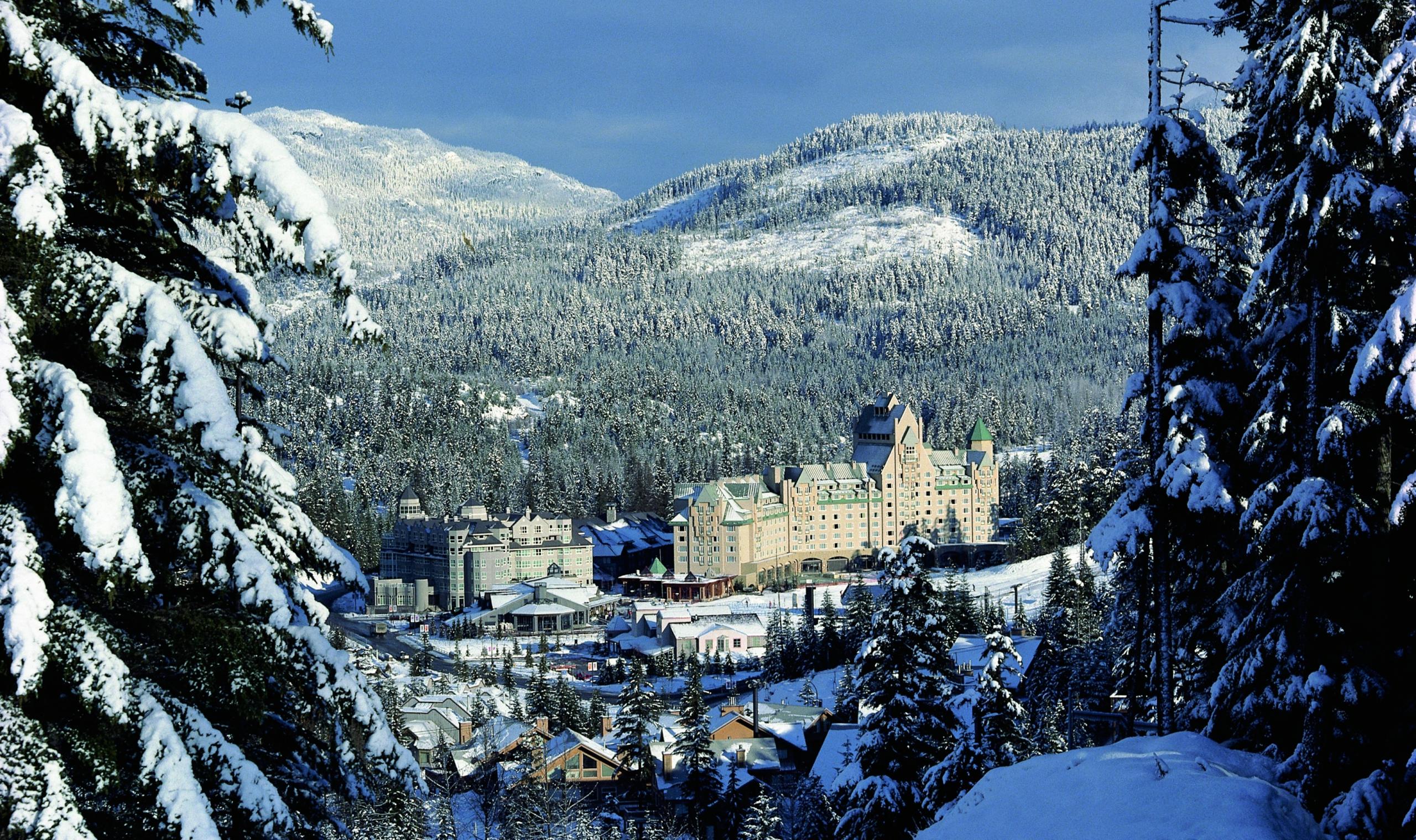 Fairmont Chateau Whistler Whistler Canadian Affair
