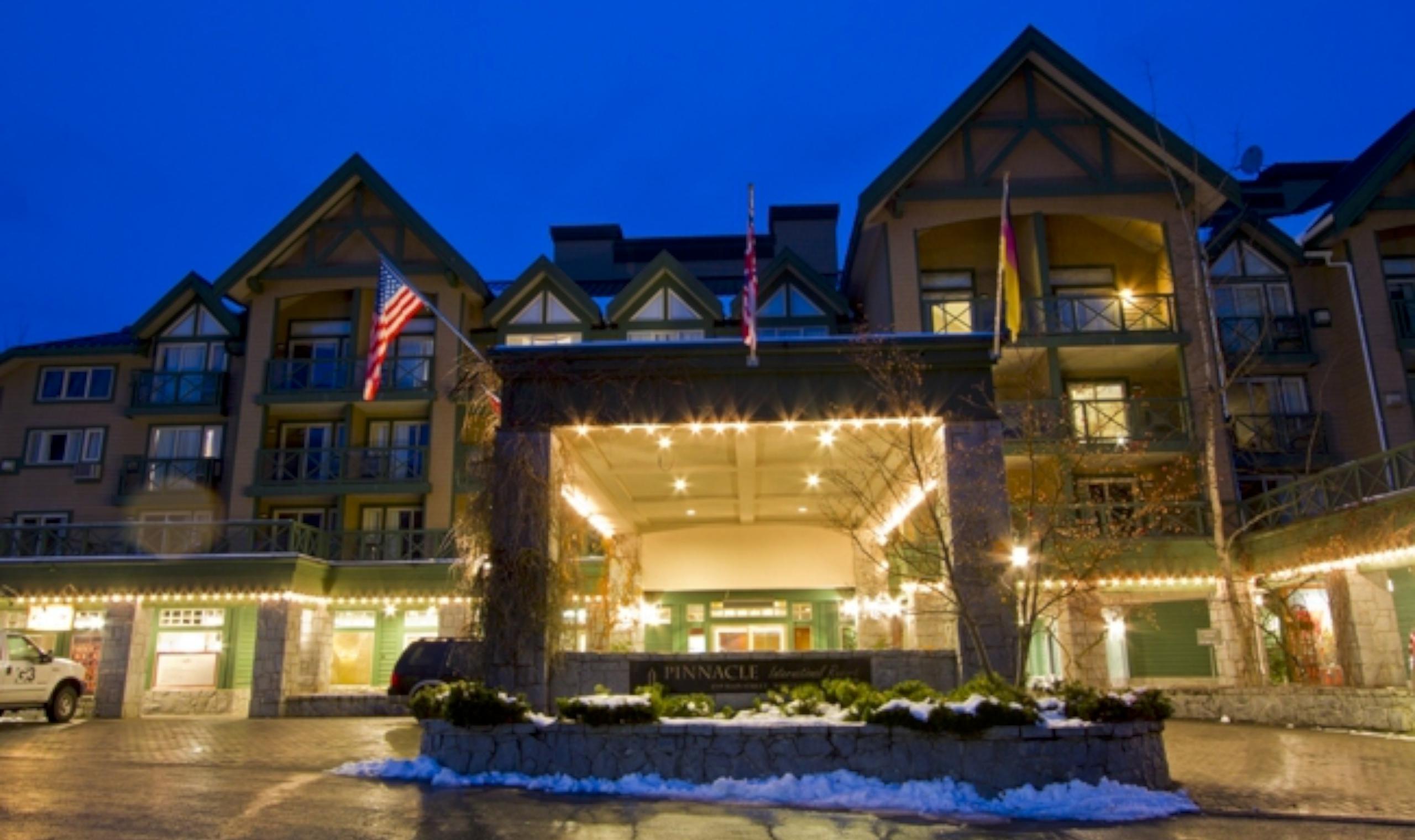 Pinnacle International Hotel Whistler Whistler