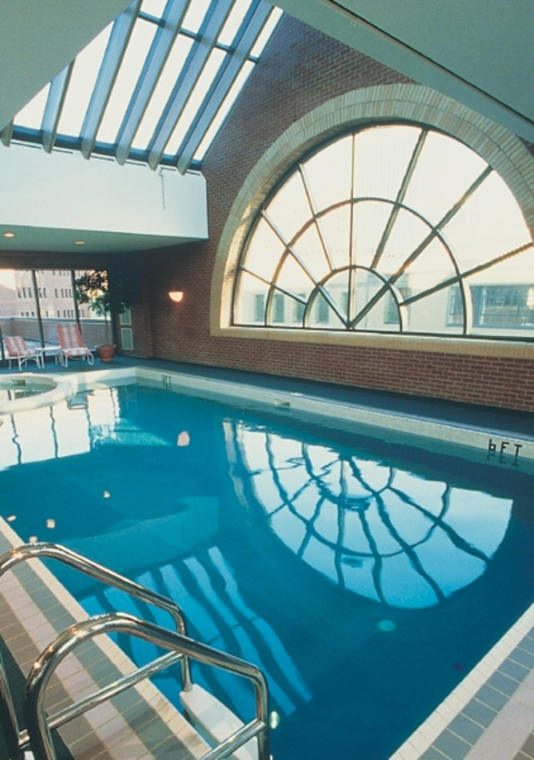 The prince george hotel halifax canadian affair for Pool showrooms sydney