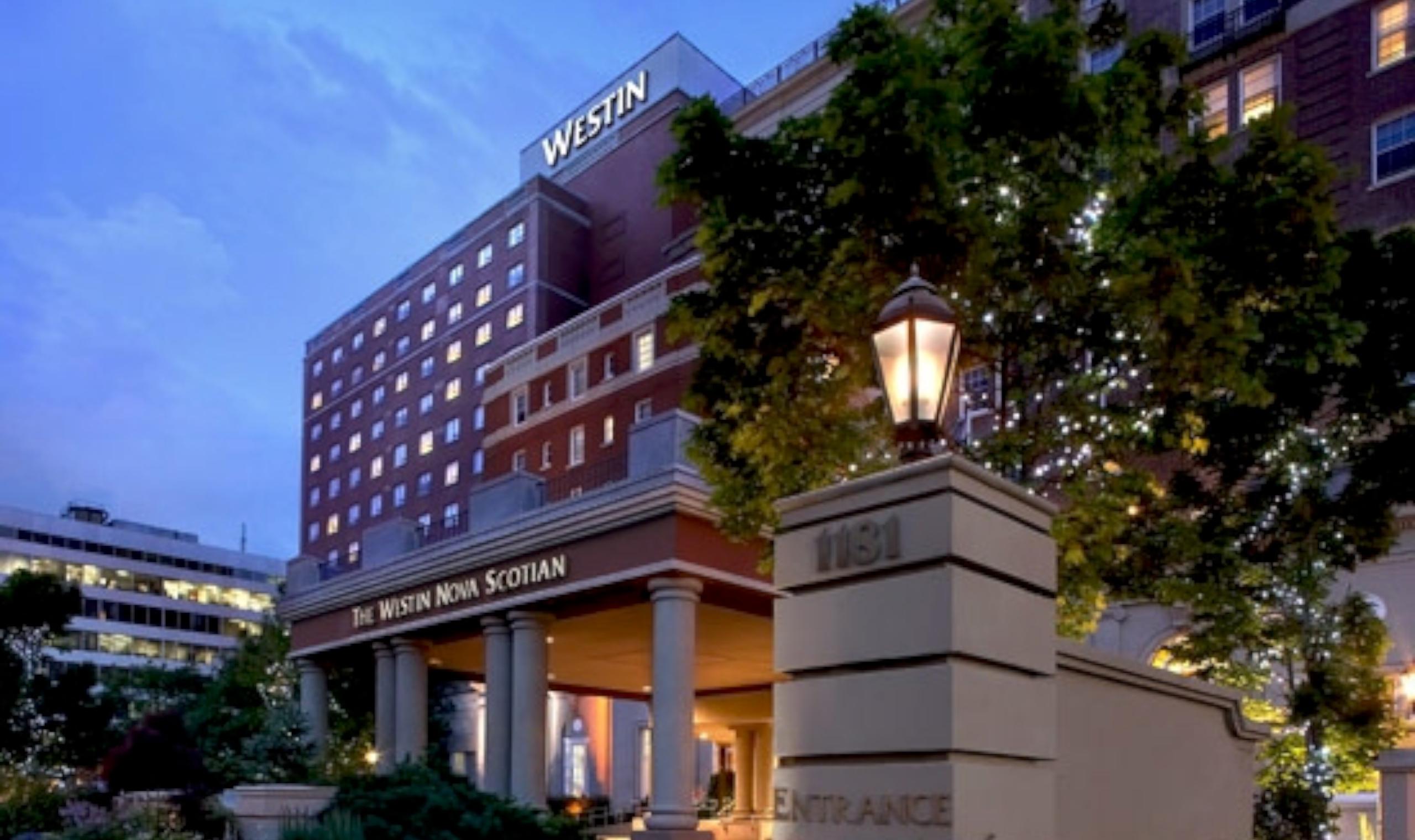 Hotel Exterior: Westin Nova Scotian - Halifax