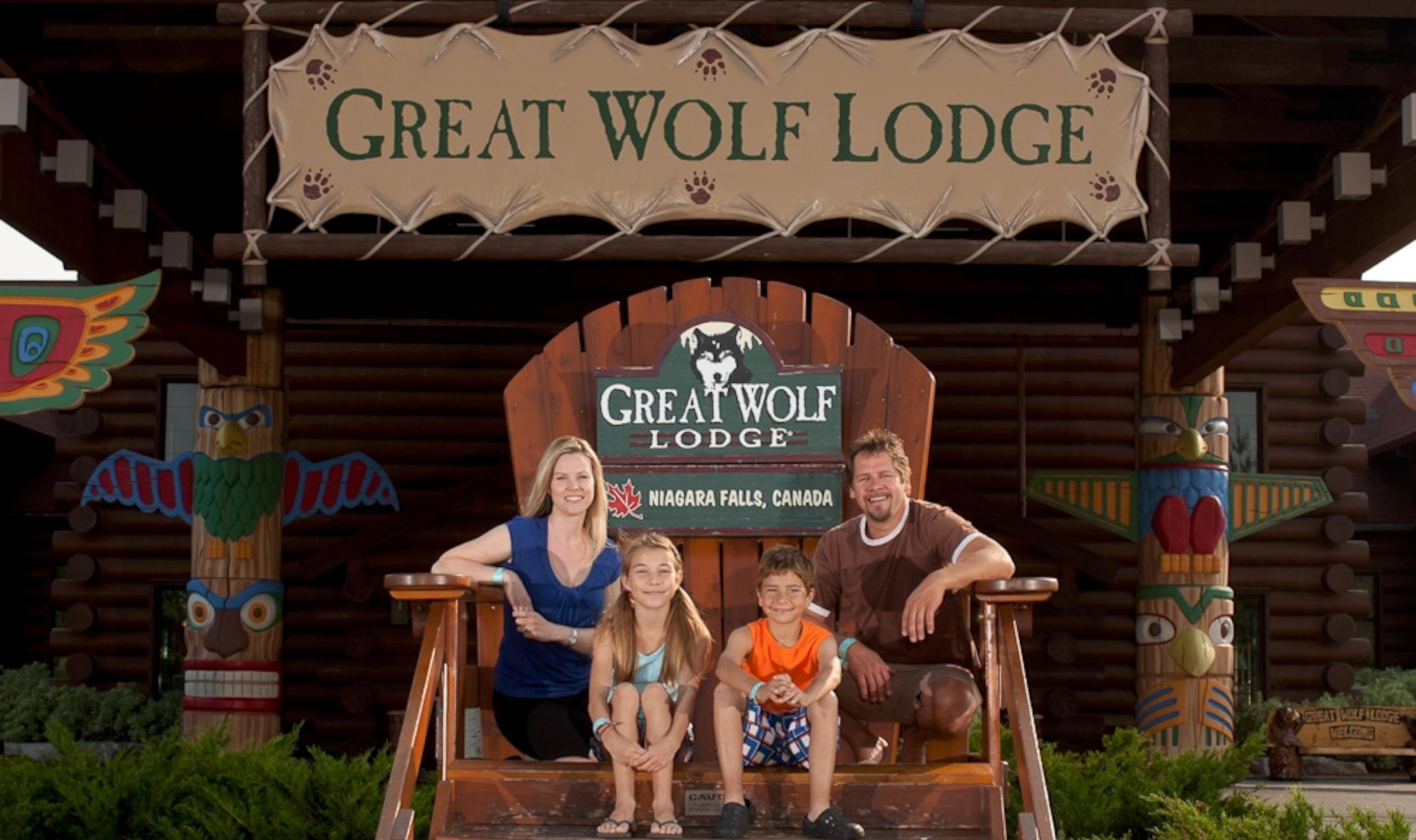 Niagara Falls Hotels >> Great Wolf Lodge - Niagara Falls | Canadian Affair