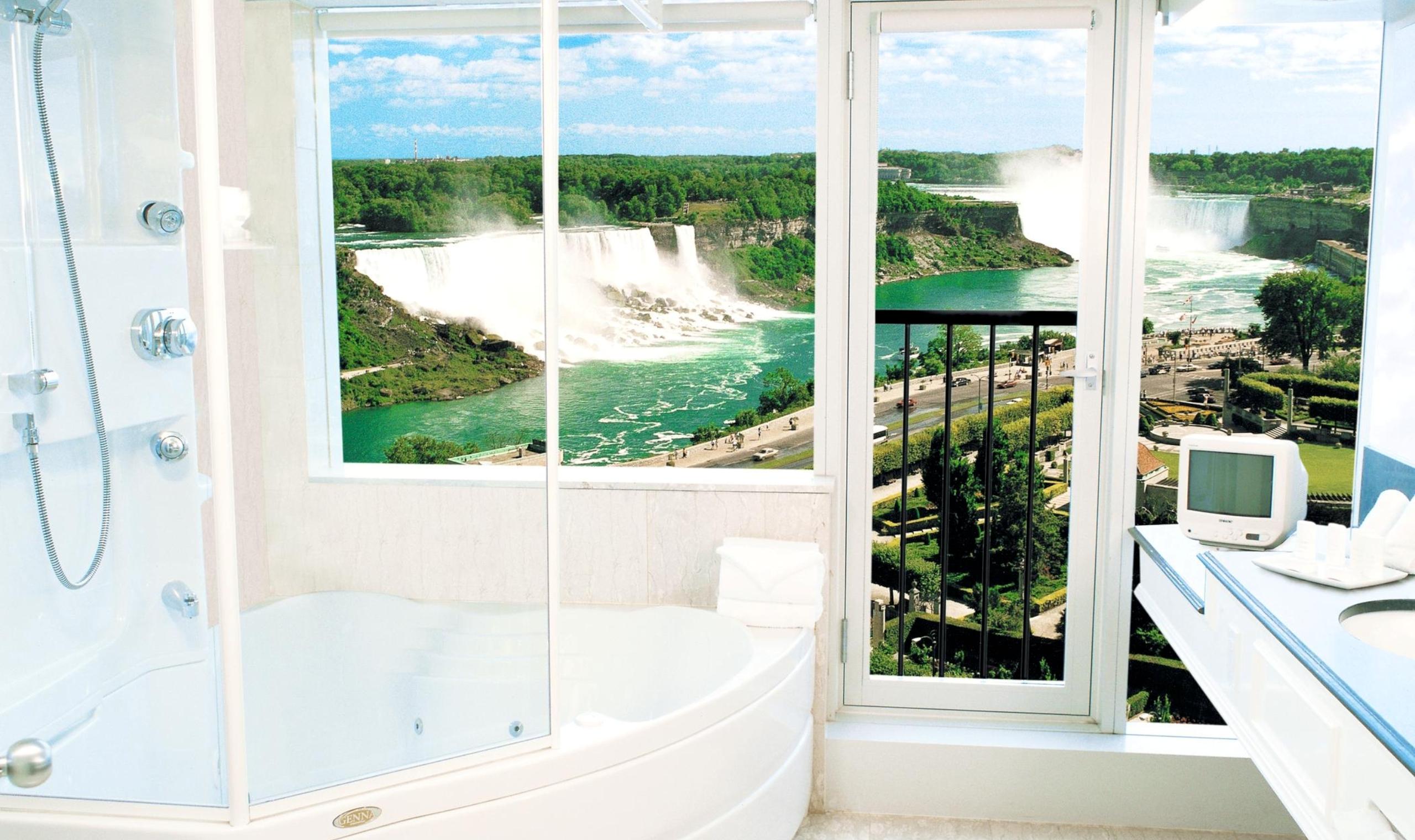 Sheraton On The Falls Niagara Falls Canadian Affair