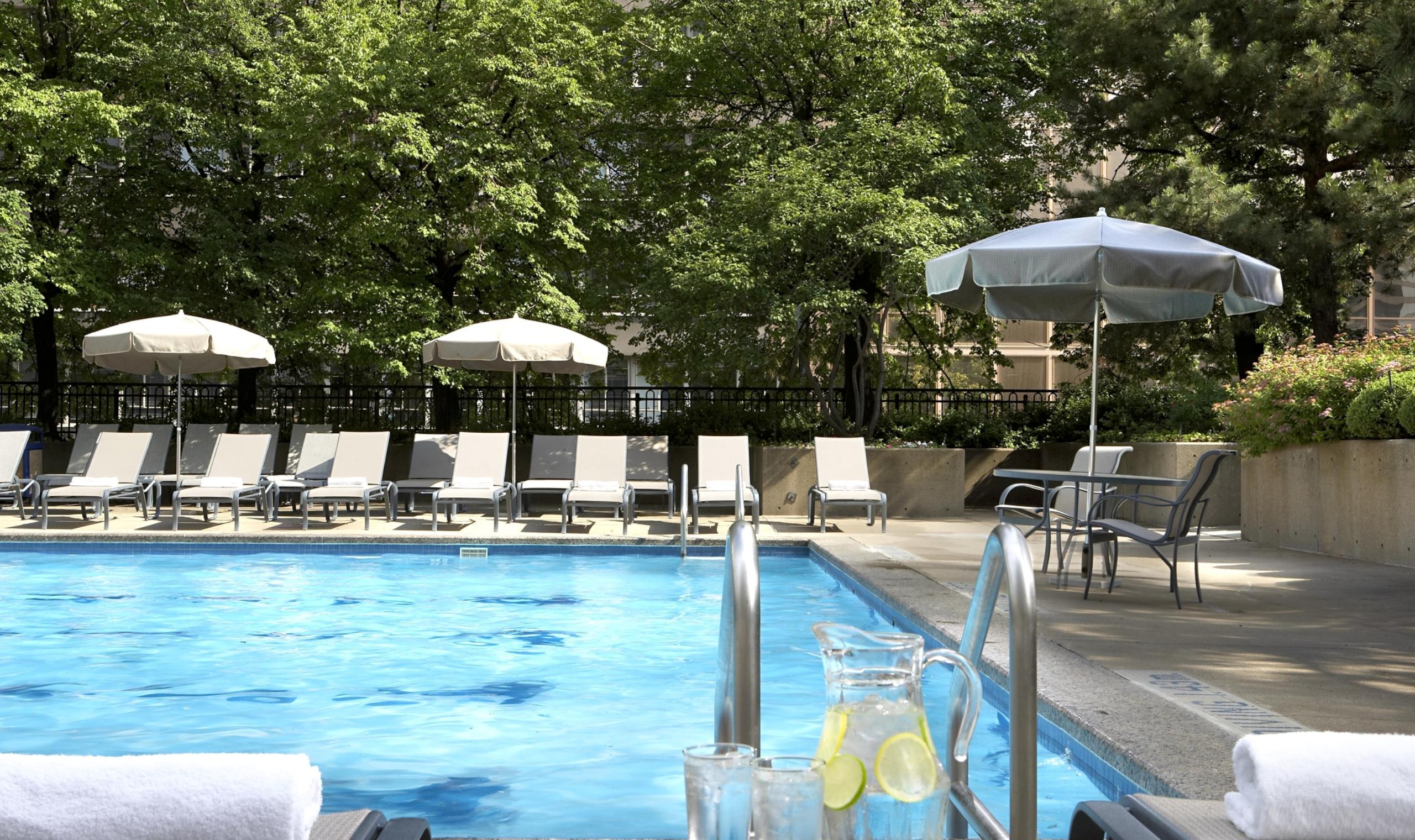 Sheraton centre toronto toronto canadian affair - Outdoor swimming pools north west ...