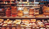 St Lawrence Market cheese deli