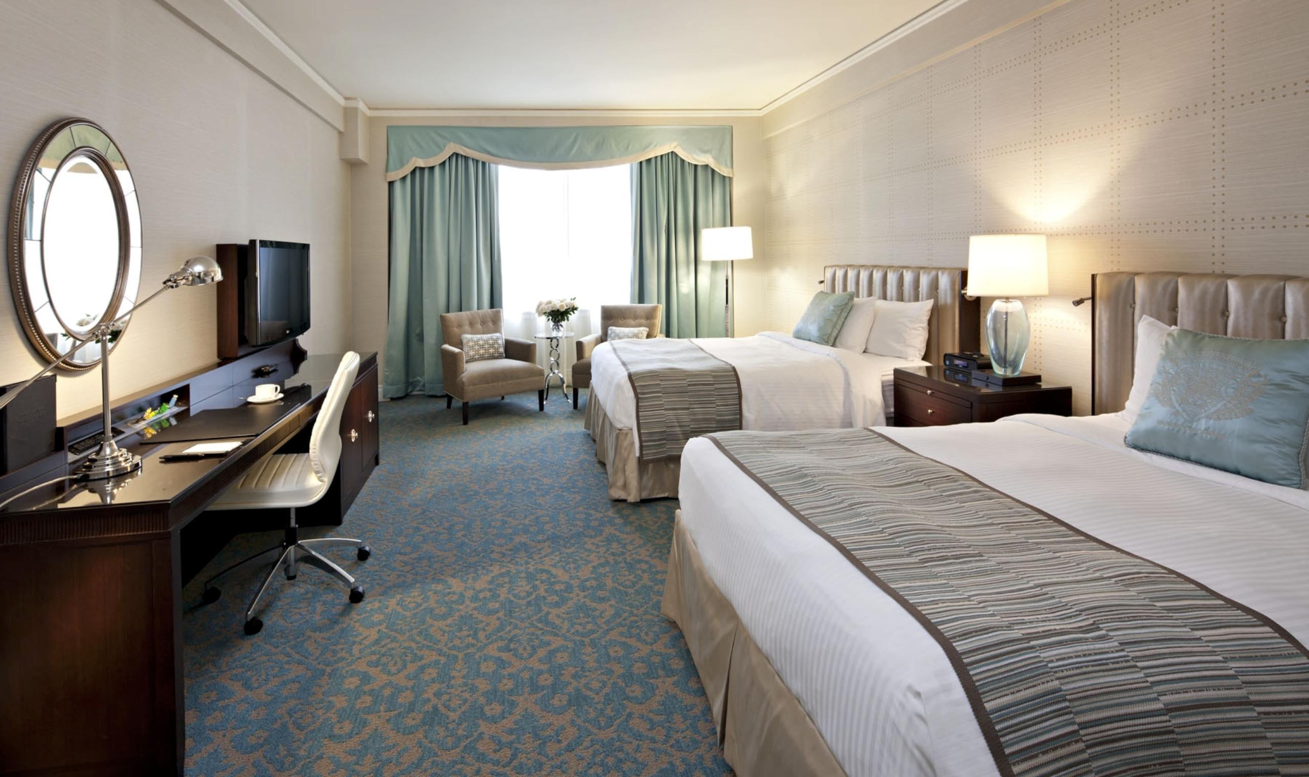 Delta Bessborough Hotel Saskatoon Canadian Affair