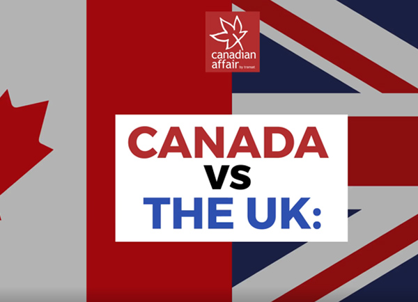 Canada vs UK: which country suits you?