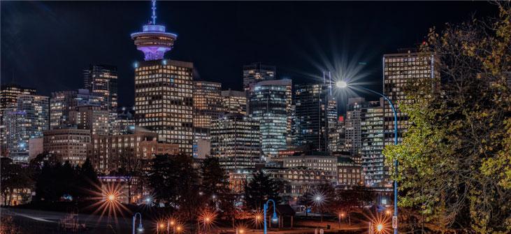 Car Hire Vancouver Canadian Affair