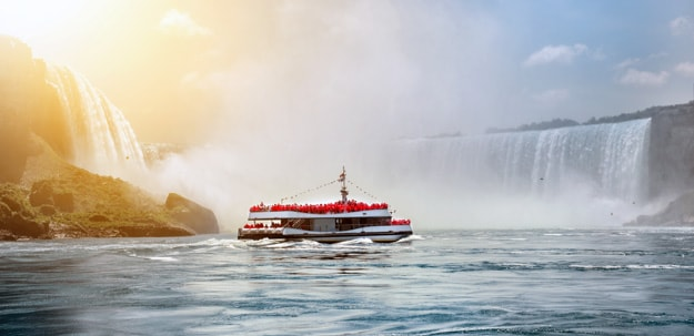 Adventure awaits at Niagara Falls