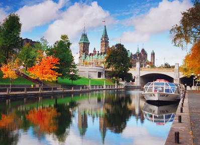 autumn flight offers to Canada