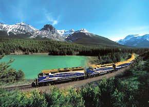 rocky mountaineer offers