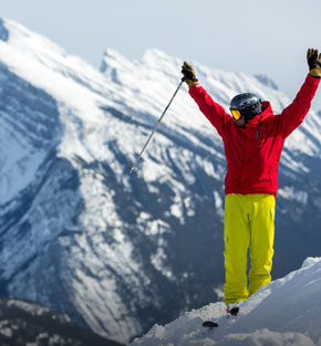 banff 10 night ski package