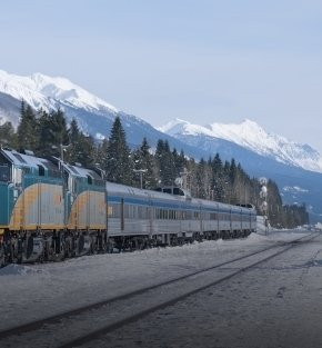 rockies winter rail experience
