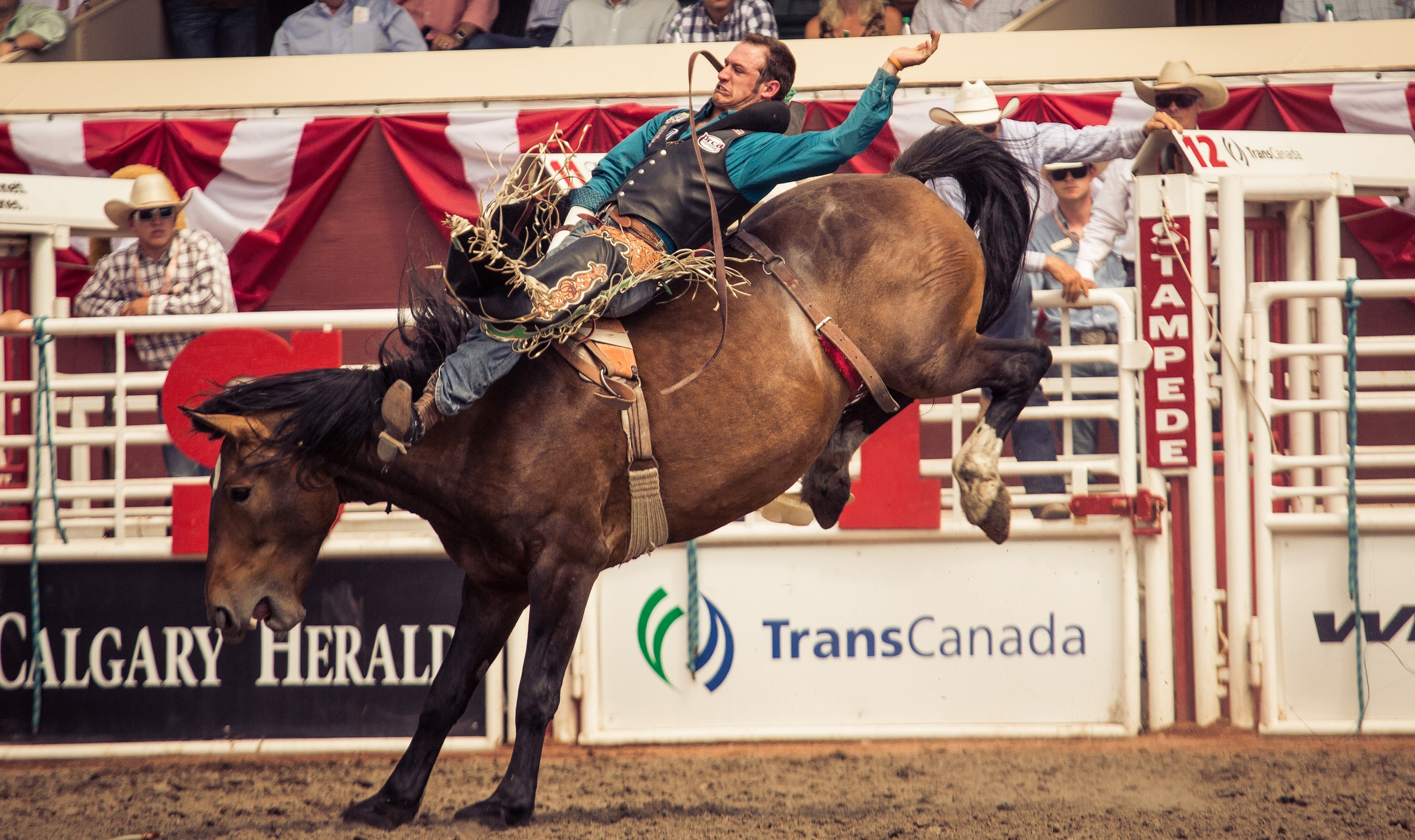 Calgary Stampede Extravaganza Holiday Canadian Affair
