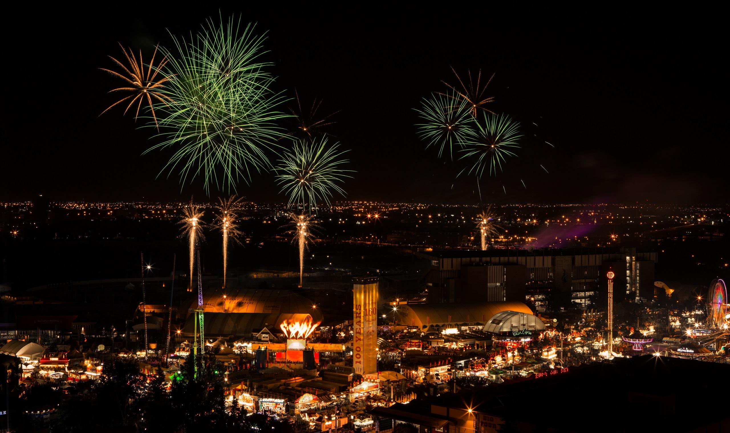 Calgary Stampede Extravaganza Holiday Canadian Affair