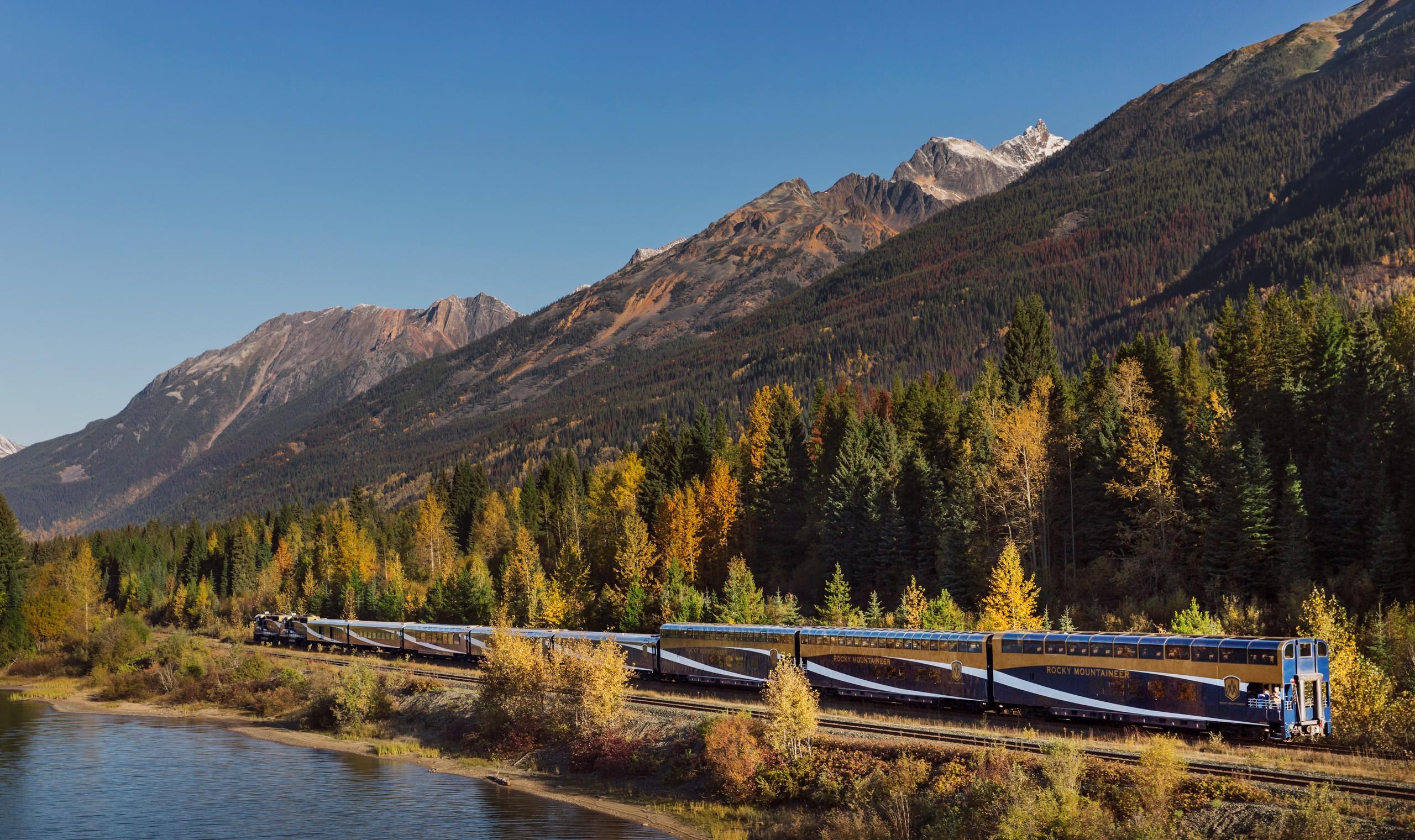 Rockies By Rail Details