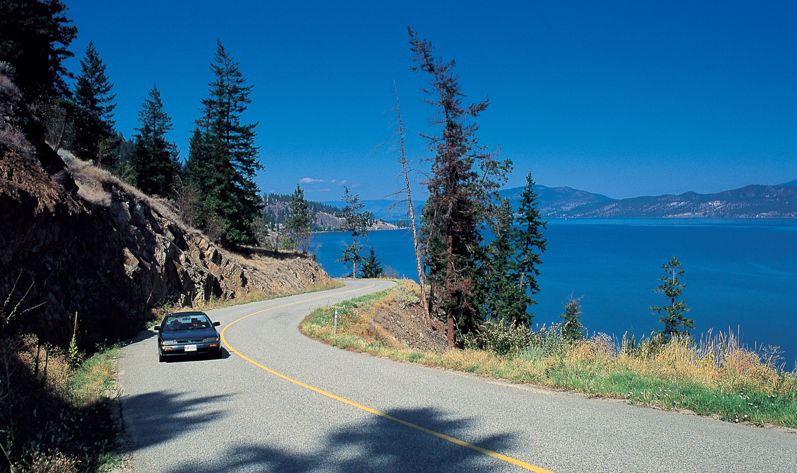 Mountain Express Fly Drive From Vancouver Canadian Affair