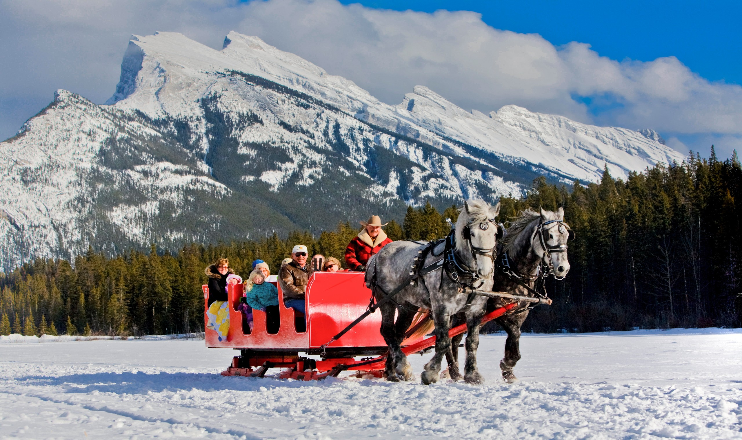 Rockies Winter Escape | Canadian Affair