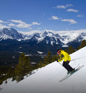 ski lake louise 10 night holiday