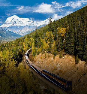 canadian rockies at leisure