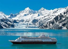 glaciers cruise holiday