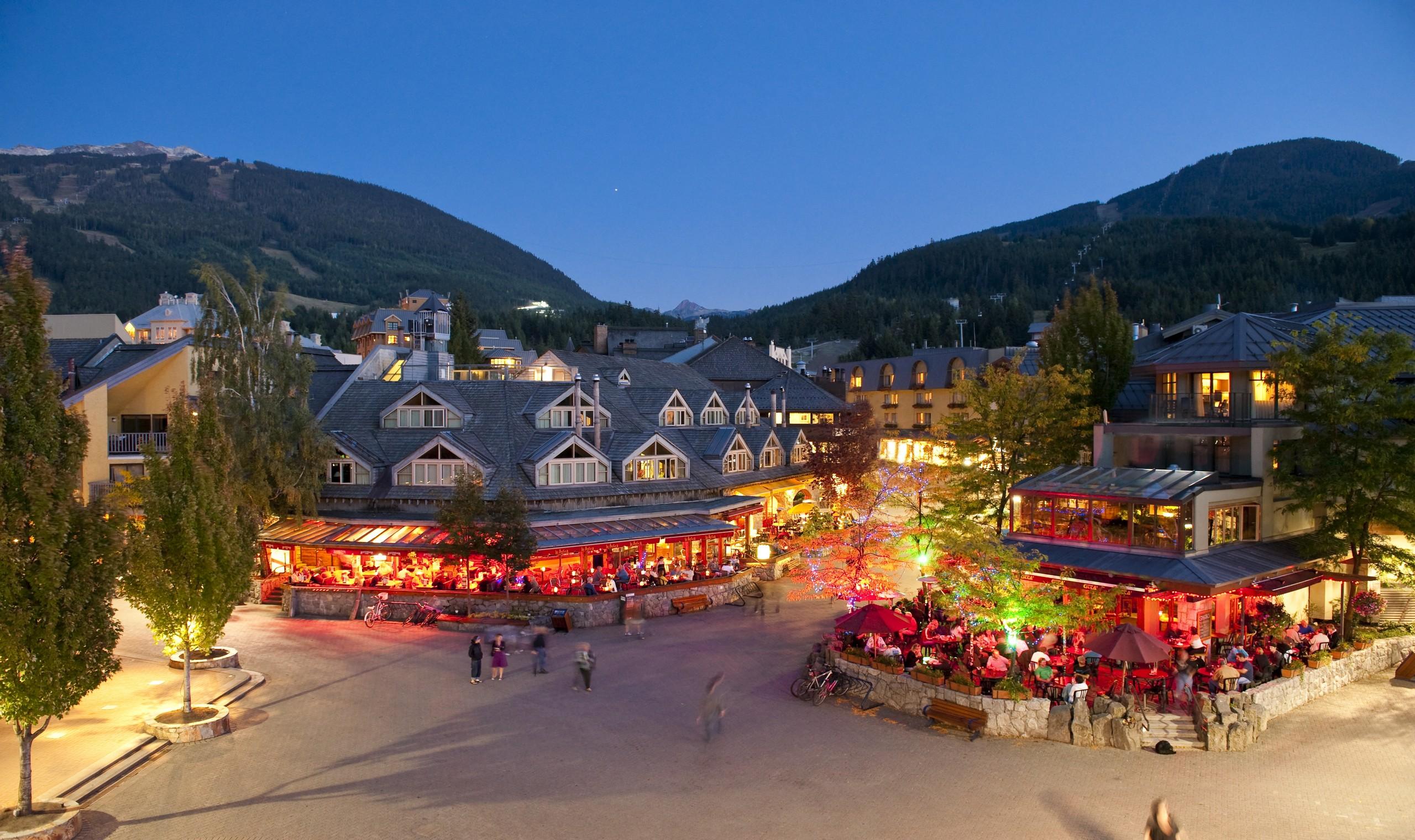 Whistler Mountain Adventure Canadian Affair