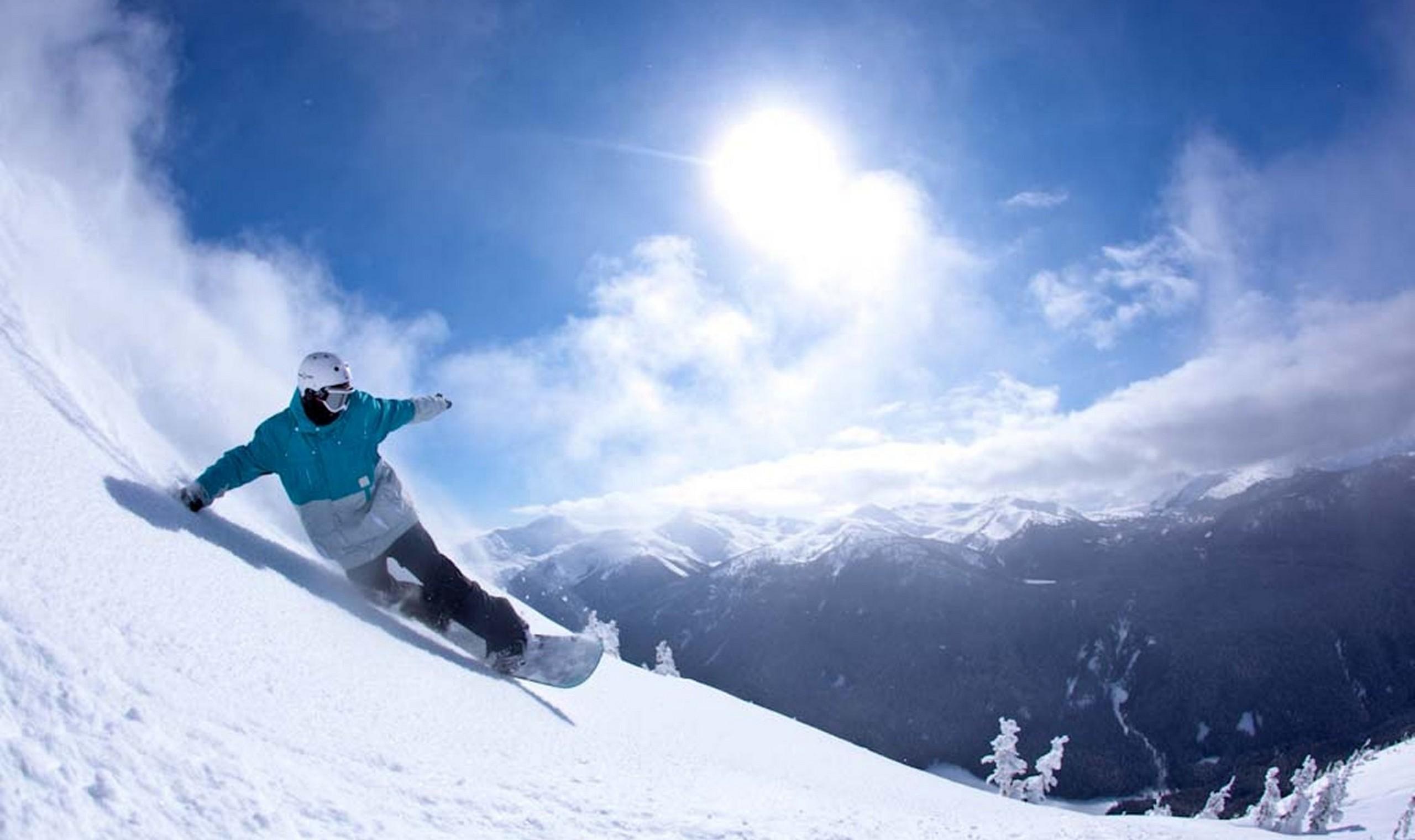 Ski Whistler Including Lift Passes Canadian Affair
