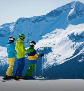 ski whistler 10 night holiday