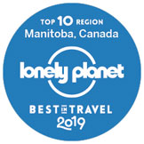 manitoba lonely planet best in travel 2019