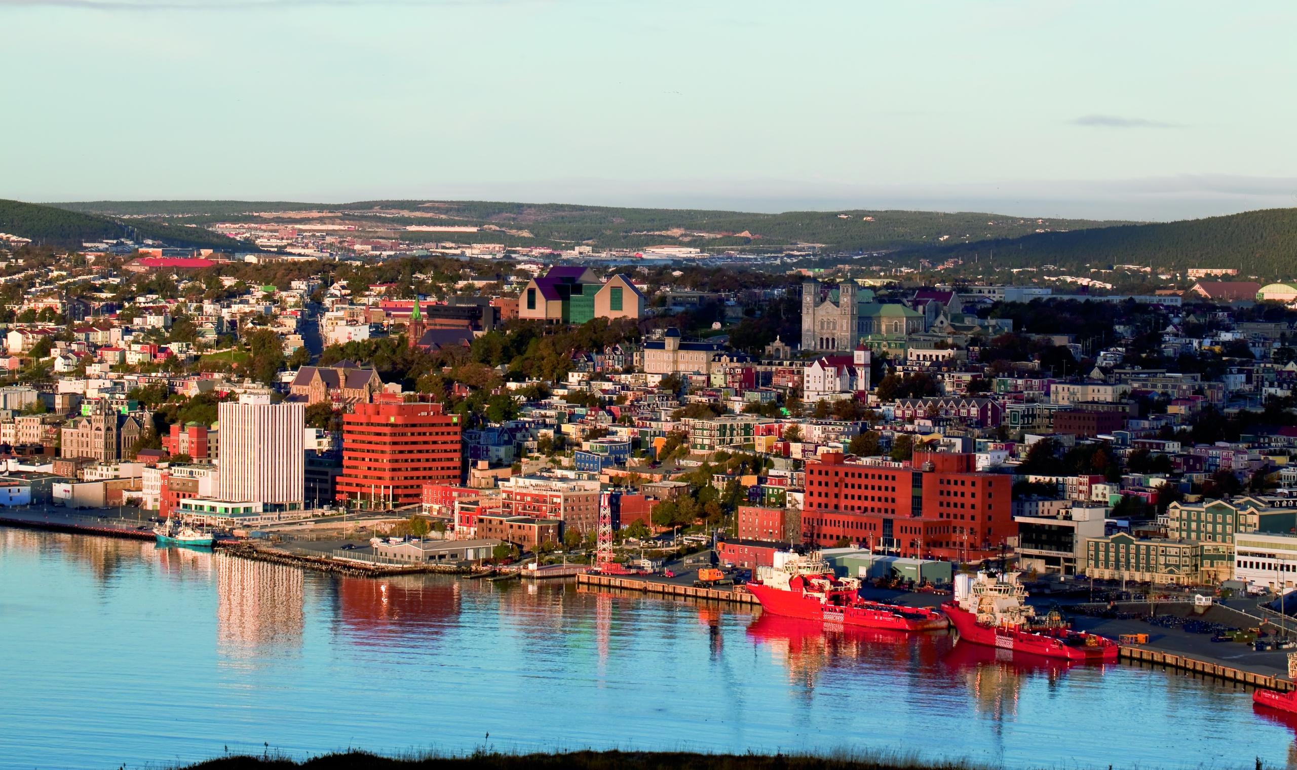 Female Singles in Newfoundland