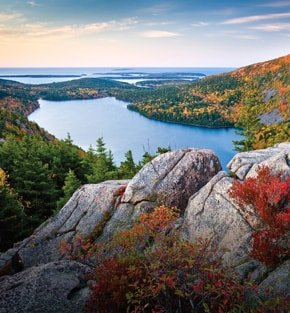 canada and new england rail and cruise