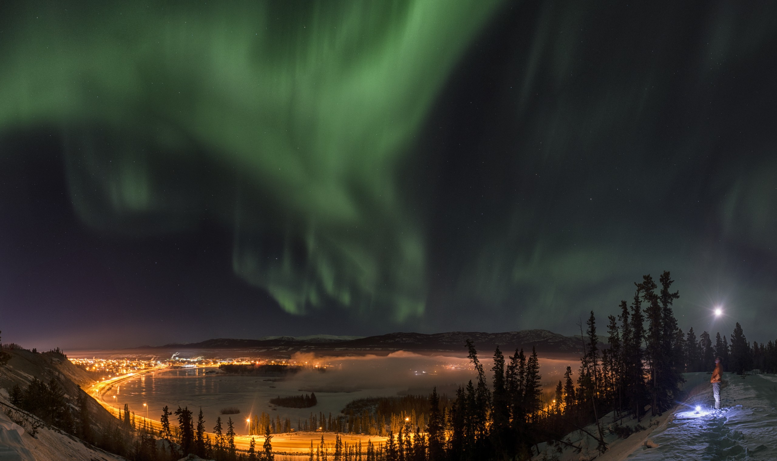 Northern Lights Of The Yukon Activity Holiday Canadian