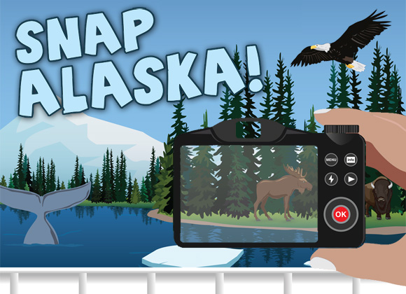 snap alaska cruise game