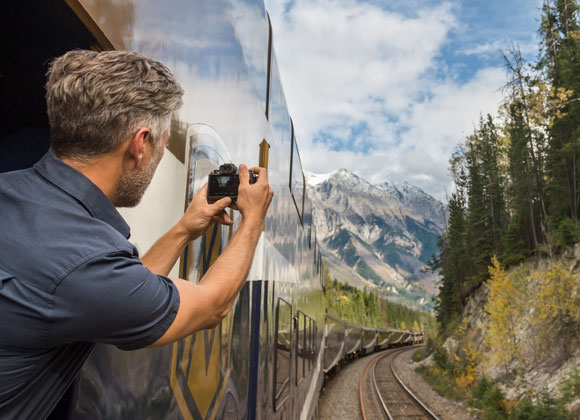 rail and cruise holidays in canada