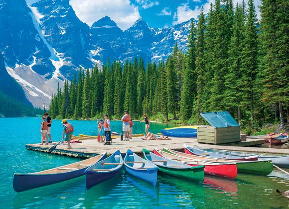 canada activity holidays